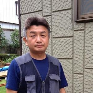 新井鉄工所兄利幸さん