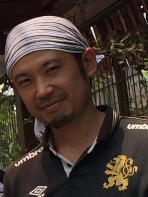 ガーデンソト タケダサトシさん