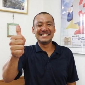 石川左官工業 石川佳永さん