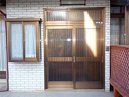 玄関まわりのリフォーム