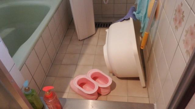 大和良寿様 浴室タイル現況 260112 (2)