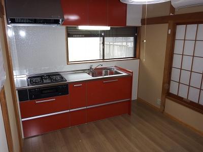 s-3〇 キッチン設置完成 0408 (1)