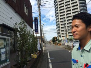 武州ガス 七井さん