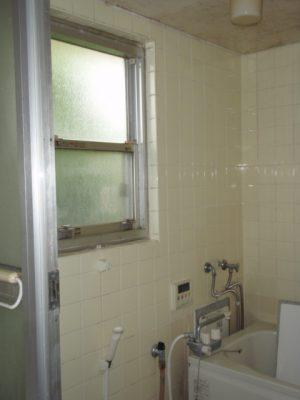 R様既存浴室