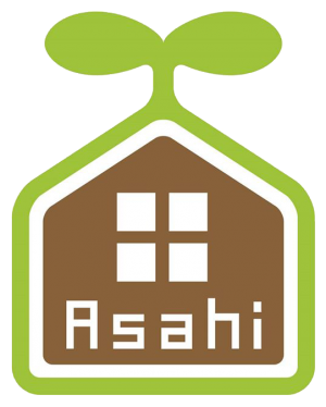 朝日工務店のロゴ