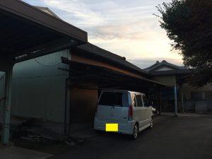 ふじみ野市 駐車場 リフォーム