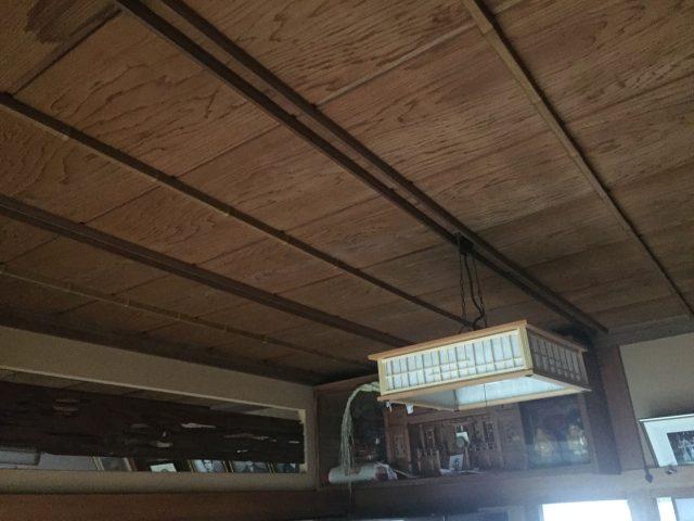和室天井リフォーム