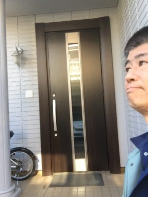 玄関ドアリフォーム ふじみ野リフォーム