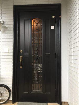 玄関ドア交換 玄関リフォーム 玄関リフォームふじみ野