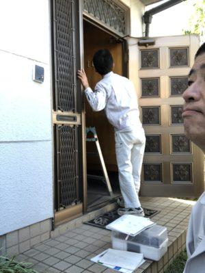 玄関ドアリフォーム 玄関ドア交換 玄関ドア交換リフォーム リフォームふじみ野