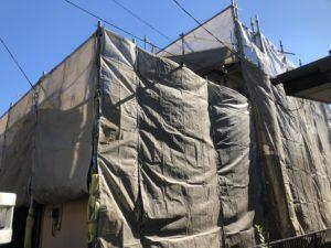 外壁塗装工事 外壁塗装 外壁塗装リフォーム 外壁塗装工事ふじみ野