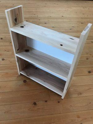 夏休み木工教室 木工品