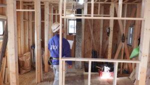 賃貸 アパート 集合住宅 新築 リフォーム 構造検査 躯体検査 中間検査