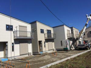 賃貸 アパート 集合住宅 新築 リフォーム 電気の引込み 東京電力