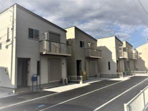 賃貸 アパート 集合住宅 新築 リフォーム ファミリー向け 戸建て賃貸住宅 完成